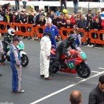 Team Agni Lines Up At IOM Qualifying Start