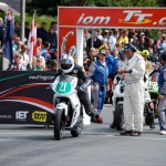 Native TTXGP Bike Leaving The Start