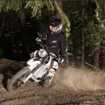 Trail riding the Zero DS