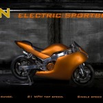 Ion Electric Sport Bike Specs