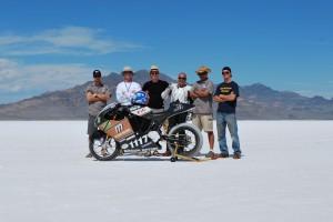 Mission Motors Team Members