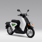 Honda EVE-neo electric scooter