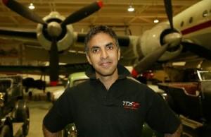 Azhar Hussain, Founder Of TTXGP