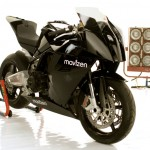 Mavizen TTX02 TTXGP Electric Motorcycle