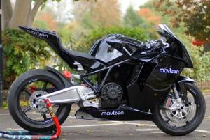 Mavizen TTX02 TTXGP bike