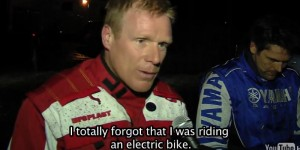 Brian Jorgensen At The Eco Enduro