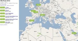 FIM e-Power Calendar Map