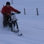 quantya-snow-bike