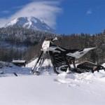 Quantya Snow Bike