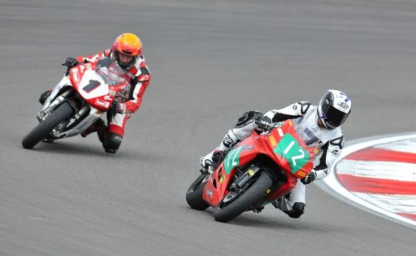 Agni Motors and Betti Moto at Nurburgring