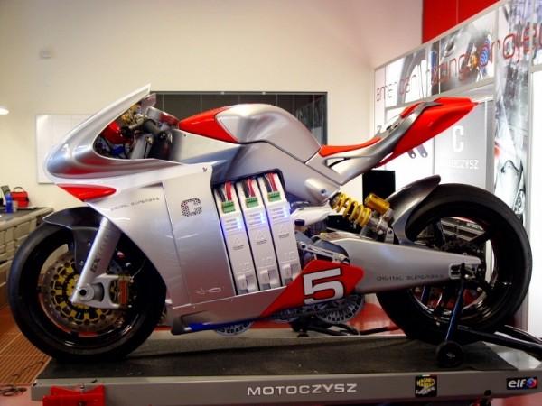 MotoCzysz E1PC 2010 TT Zero