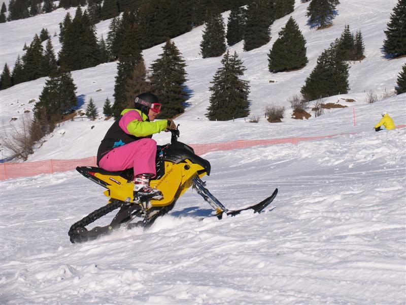 Snow X Bike