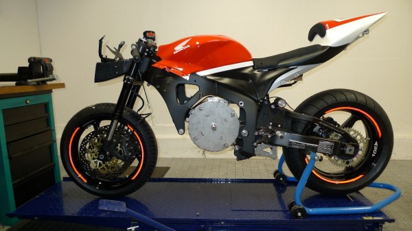 Team SERT Electric Race Bike