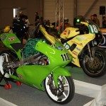 Epo-Bike And 2nd Place 2009 TTXGP Finisher XXL Racing