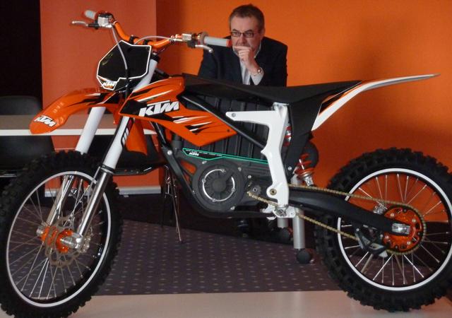 Ktm Electric Dirtbike Plugbike Com