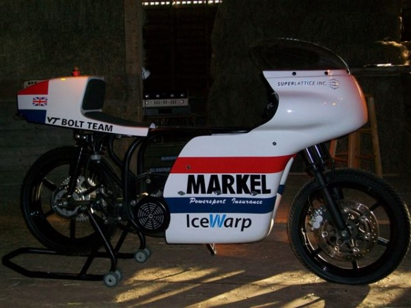 Markel Racing TTXGP Bike