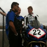 Shawn Higbee On The 2010 TTXGP Round 1 Winning Zero/Agni