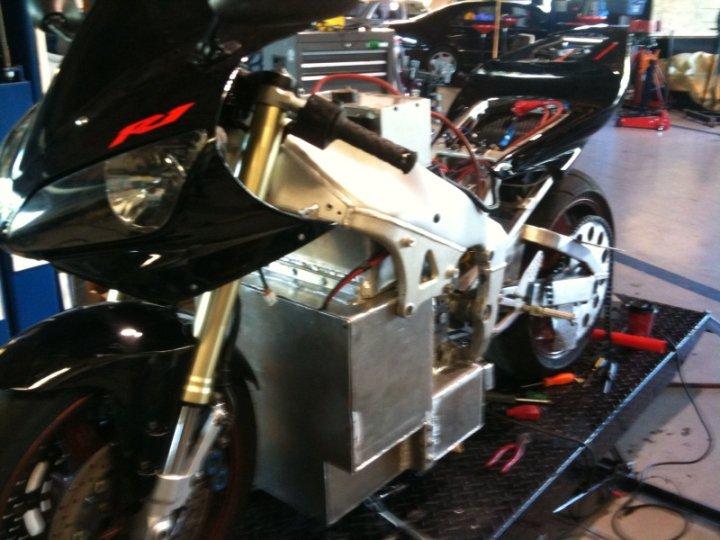 Volt Motorcycles Brings More Guru Knowledge To Ttxgp Grid