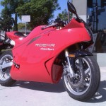 ROEHR eSuperSport At Hollywood Electrics