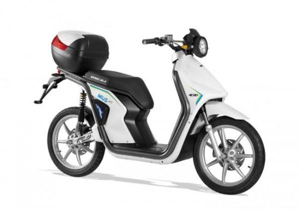 Rieju Mius Electric Scooter