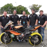 brunel BX-11 Leccy Bike Team