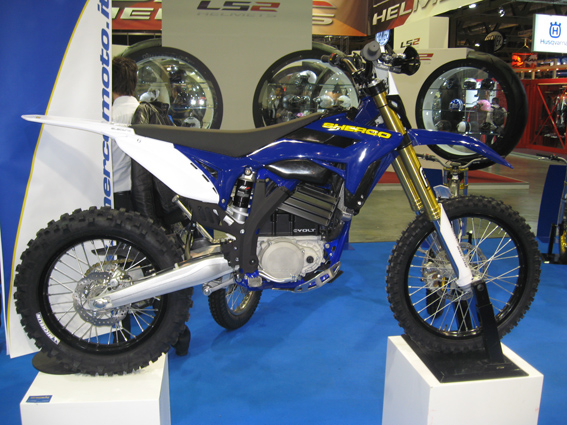 Sherco SE Electric Enduro