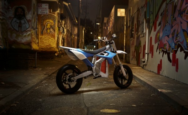 brd motorcycles redshift eSupermoto